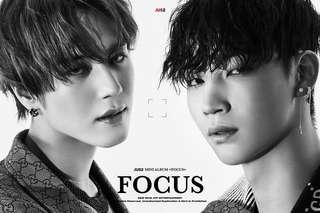 [non-profit PO] JUS2 Mini Album - Focus