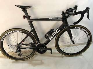 2014 BMC TMR01 Size 56 Carbon Frame (selling only Frame)