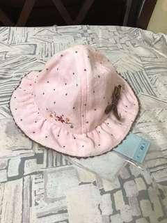 🚚 全新 麗嬰房 保暖帽子(吊牌未拆)