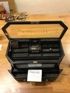 🚚 音樂盒珠寶櫃珠寶盒