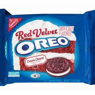 🚚 Red Velvet Oreo