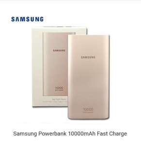 Samsung 10000mAh Fast Charging