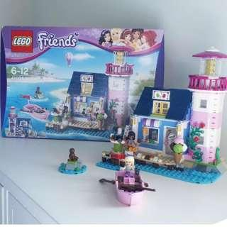 Lego Friends Heartlake Lighthouse 41094 Second Look New