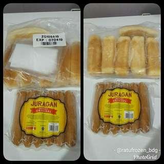 Paket Hot Dog isi 6