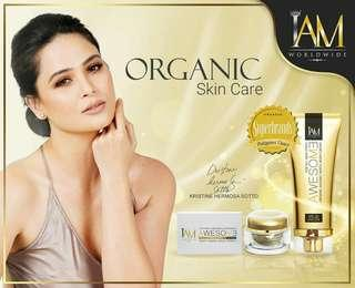 Awesome Organic Instant White Body Cream