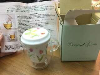 日本品牌-陶瓷泡茶杯