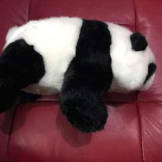 🚚 貓熊娃娃 南京機場購入