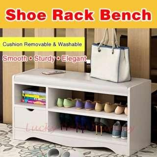 FREE DELIVERY!!! Shoe Rack / Shoe Bench / Sofa Shoe Holder