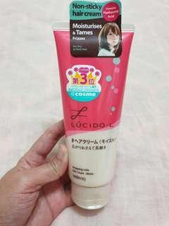 🚚 LÚCIDO - L hair cream moisturises & Tames
