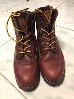 Hawkins Boots