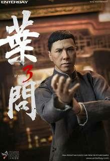 Enterbay IP MAN 詠春 一代宗師 李小龍 Bruce Lee 師傅 葉問 甄子丹 1/6 Master Figure