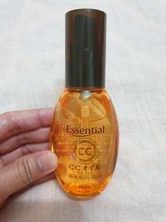 🚚 Essential CC oil hair treatment