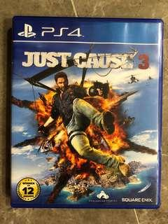 WTS PS4 Just Cause 3