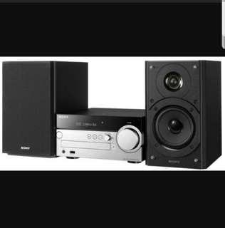Sony CMT-FZ7
