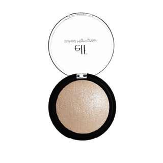 🚚 elf 烘焙打亮 moonlight pearls baked highlighter 2017年製