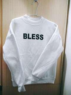 🚚 Bless大學T