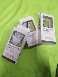 Bluetooth Headset (3pcs)