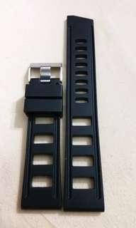 Obris Morgan original 22mm divers straps