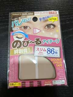 Double Eyelid Tape Daiso (regular and slim)