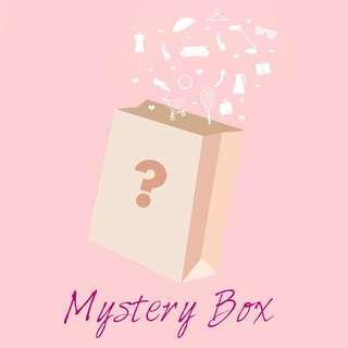 Mystery Box for Health and Beauty Products