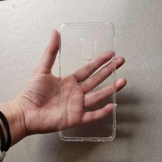 SAMSUNG S9 Clear casing