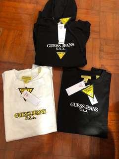 GUESS CHINATOWN SMILEY collab