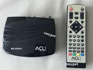 ACL 機頂盒