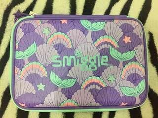 Turun harga Smiggle hardtop pencil case