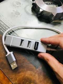 🚚 USB 轉換器