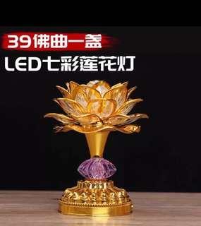 🚚 Buddha lamp