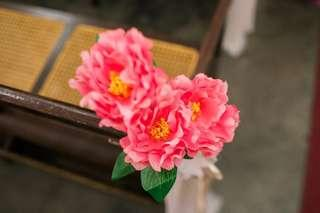 Peony/Artificial flower from Kaison
