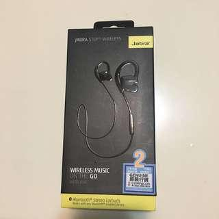🎧(全新行貨)Jabra STEP BT Stereo HDST Bluetooth Wireless Earphone HeadPhone 無線藍牙耳機 立體聲耳塞式耳機