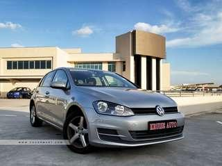 VOLKSWAGEN GOLF 1.2 TSI AT 5G12BZ