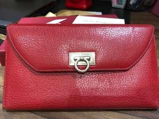 Salvatore Ferragamo Women long wallet