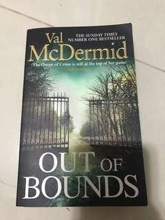 英文小說 Val McDermid OUT OF BOUNDS