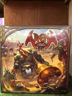 "BOARD GAME ""arena"""