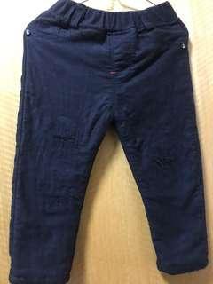 BB型仔长裤