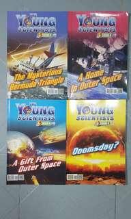 *USED* Young Scientists Level 4