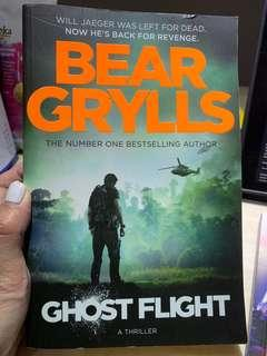 Ghost Flight - Bear Grylls A Thriller Book