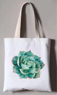 Succulent (2) Tote Bag