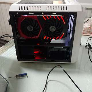 Asus B350f Red Light