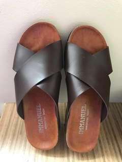Marikina leather sandals