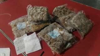 Daging jamur no gluten, dan bakso jamur