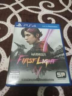 🚚 Infamous First Light