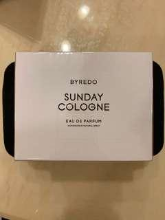 🚚 Byredo Sunday Cologne
