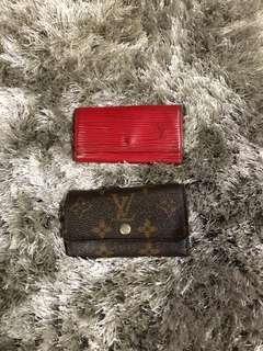 Original Louis Vuitton Key Holder