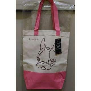 🚚 crystal ball 購物袋 環保袋 提袋 大頭狗