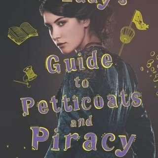 (ISO): Looking for 'The Lady's Guide to Petticoats and Piracy' by Mackenzi Lee