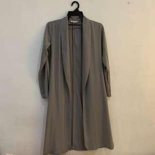 FashionValet Grey Cardigan