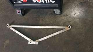 Toyota Axio Ultra Racing Front Lower Tri Bar